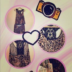 🐆 Two-piece pajama set 🌛🛌